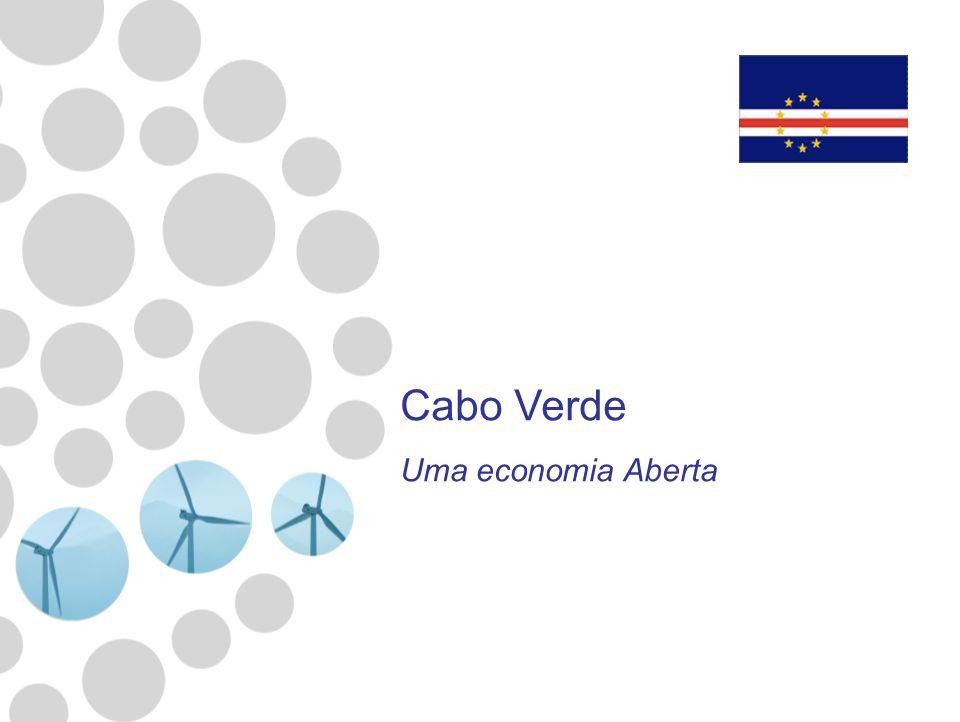 Cabo Verde Uma economia Aberta
