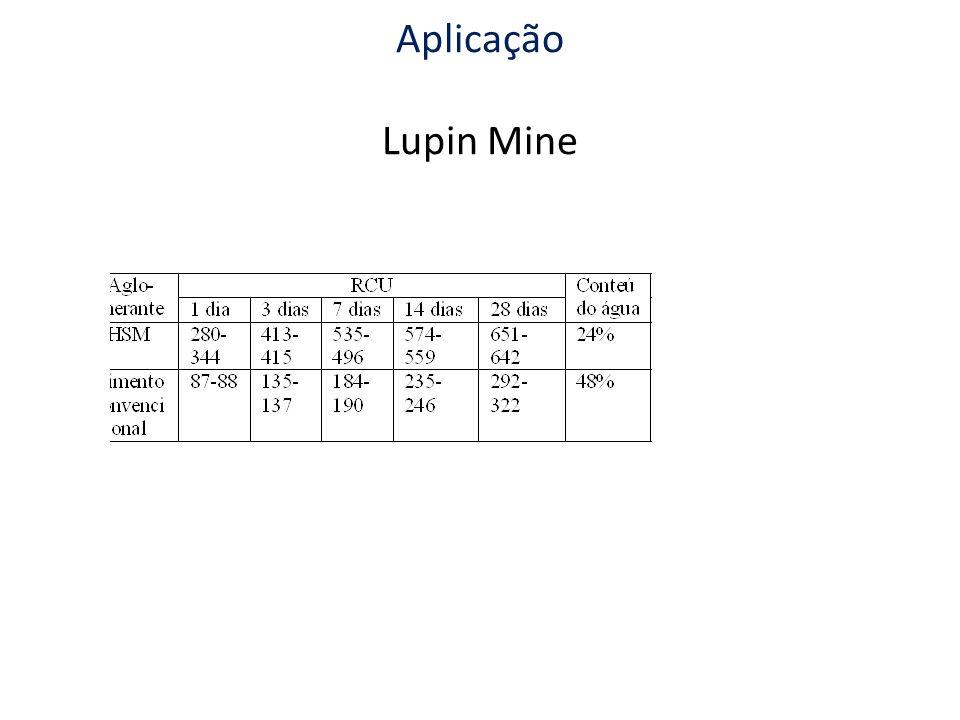 Aplicação Lupin Mine