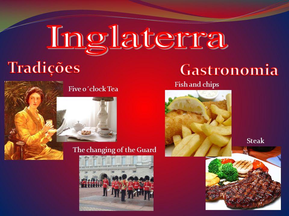 Tradições Gastronomia