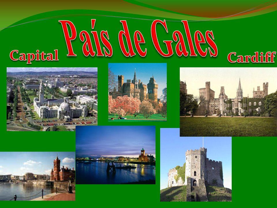 País de Gales Capital Cardiff