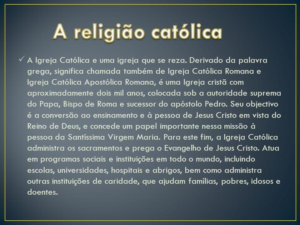 A religião católica