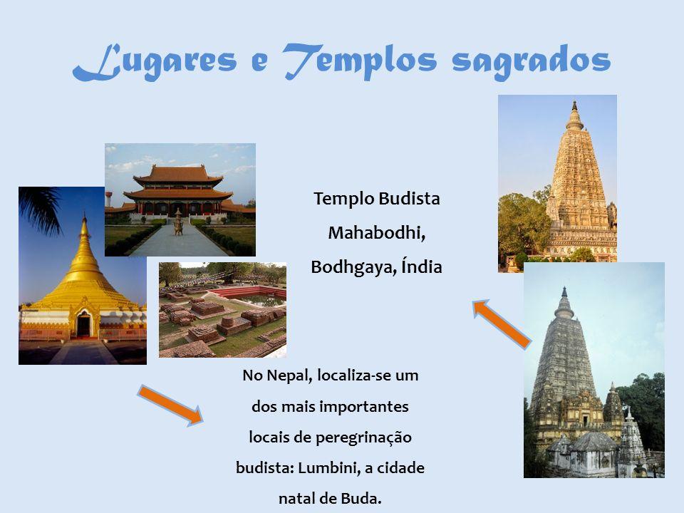 Lugares e Templos sagrados