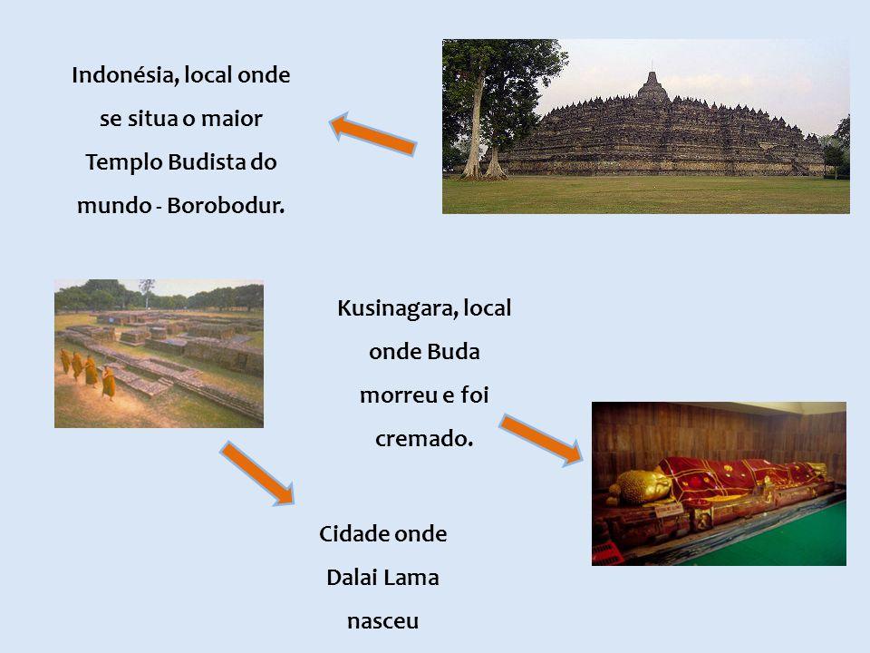 Kusinagara, local onde Buda morreu e foi cremado.
