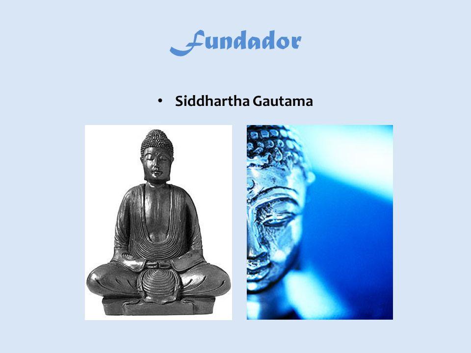 Fundador Siddhartha Gautama