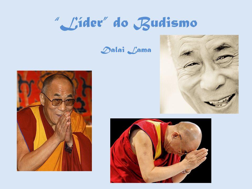Líder do Budismo Dalai Lama
