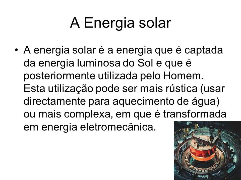 A Energia solar
