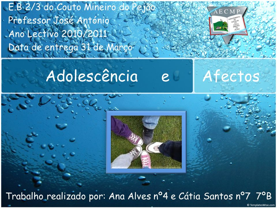 Adolescência e Afectos