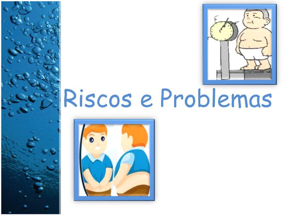 Riscos e Problemas