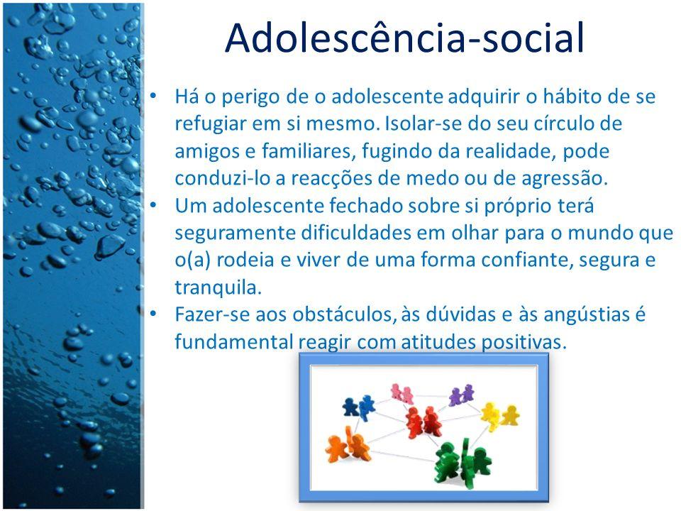 Adolescência-social