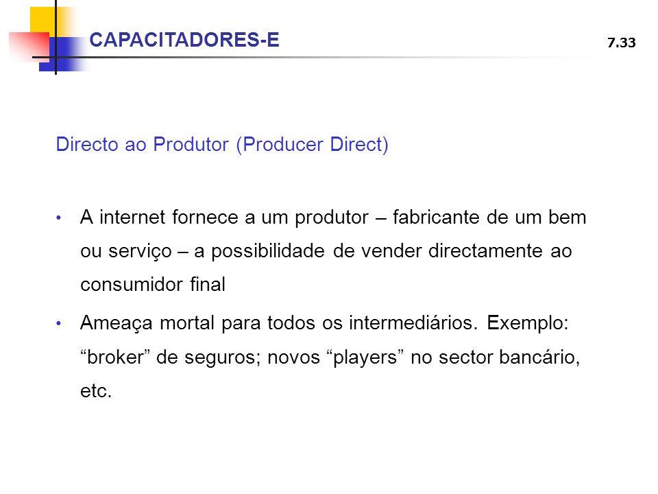 CAPACITADORES-E Directo ao Produtor (Producer Direct)