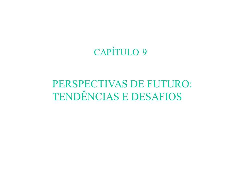 PERSPECTIVAS DE FUTURO: TENDÊNCIAS E DESAFIOS