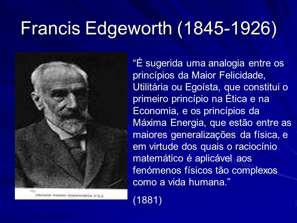 Francis Edgeworth (1845-1926)