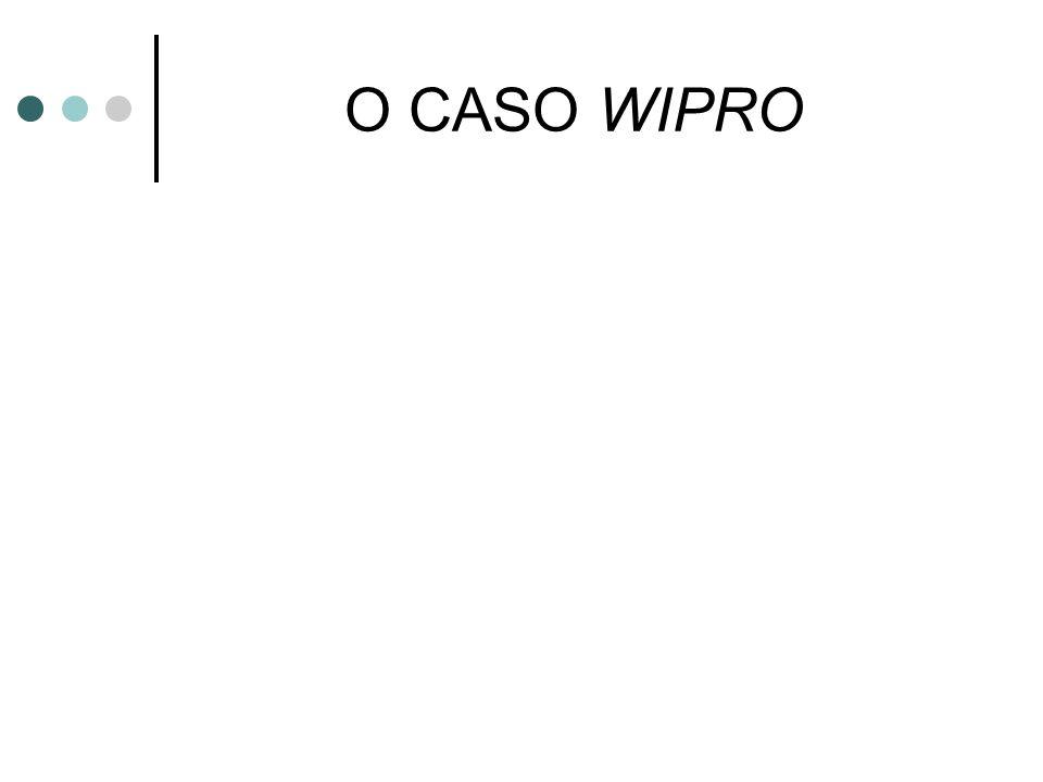 O CASO WIPRO