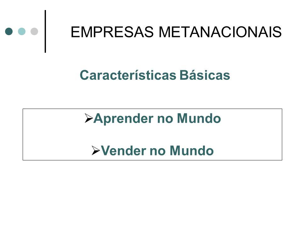 EMPRESAS METANACIONAIS