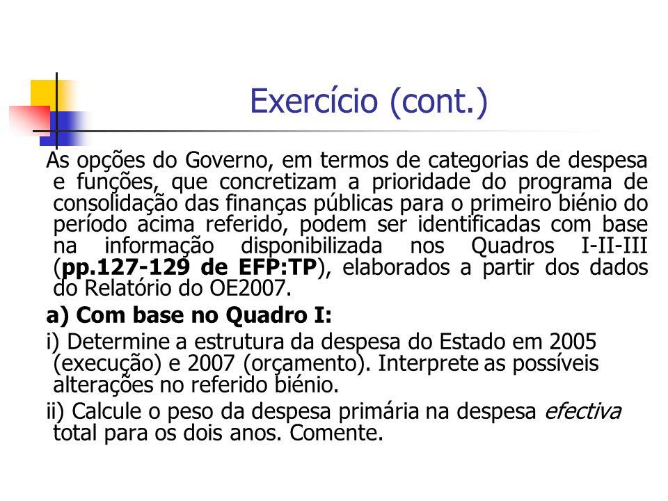 Exercício (cont.)