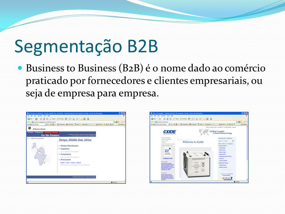 Segmentação B2B