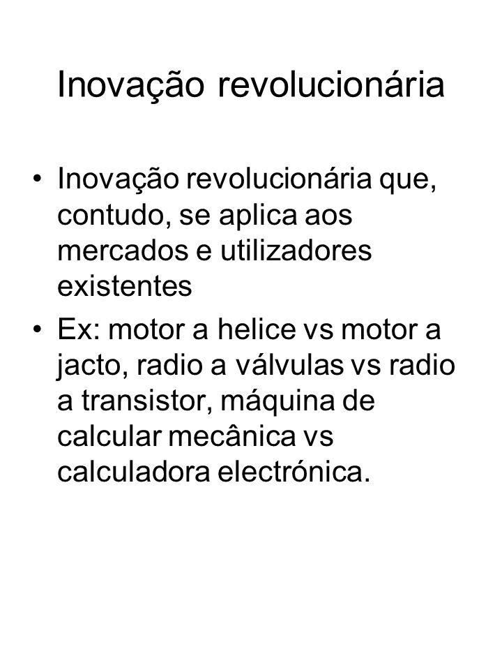 Inovação revolucionária