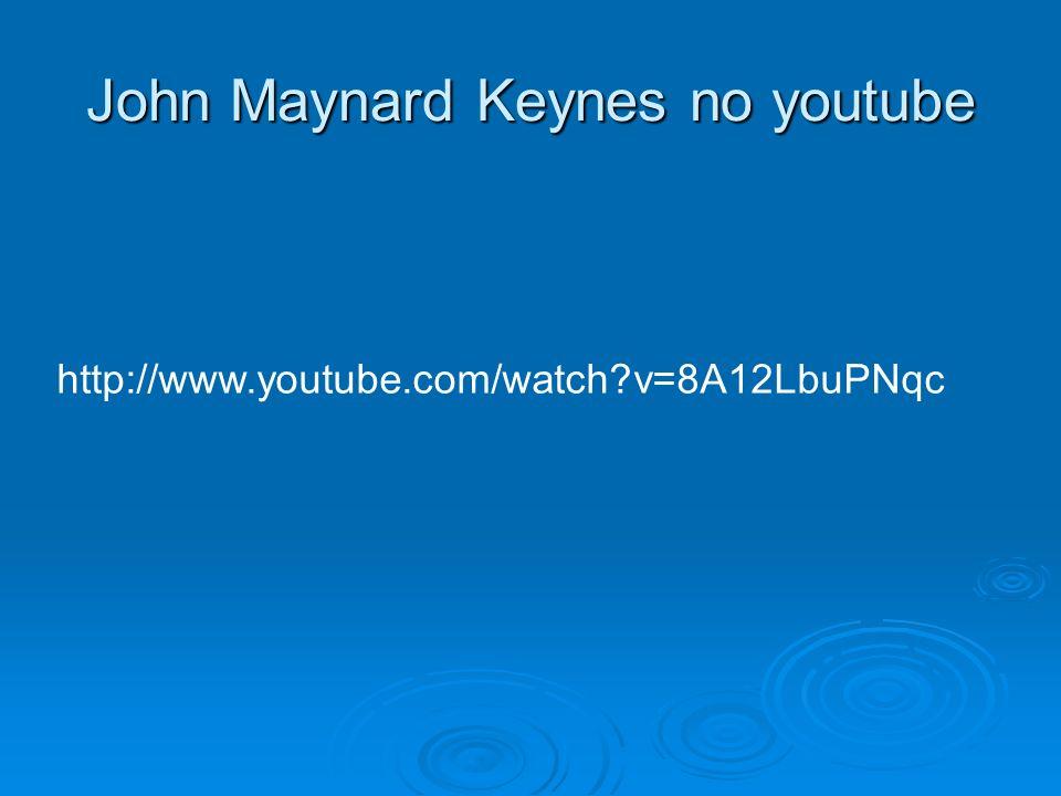 John Maynard Keynes no youtube