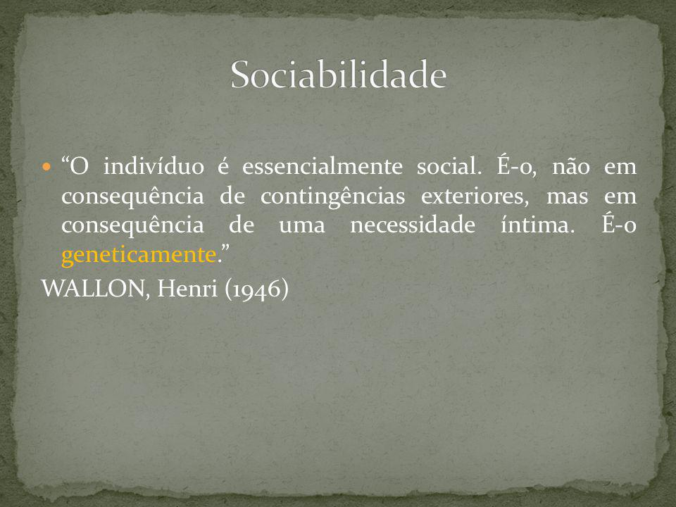Sociabilidade