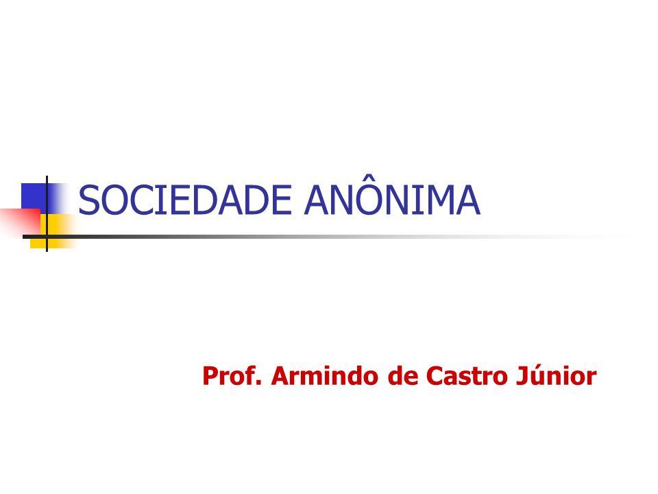 Prof. Armindo de Castro Júnior