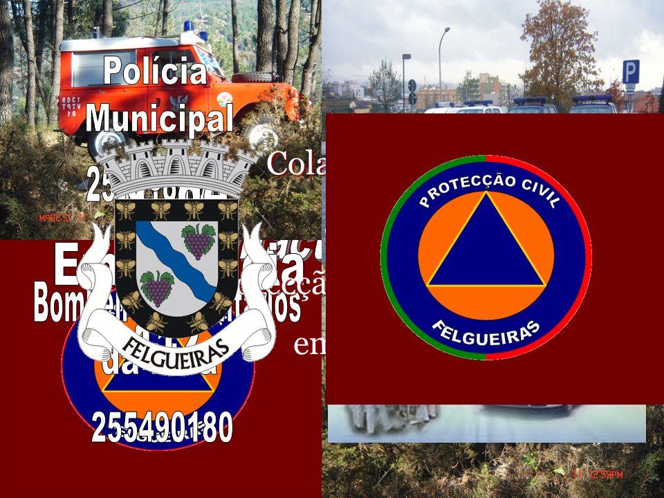 Nº de Emergência Bombeiros Voluntários Polícia Municipal de Felgueiras