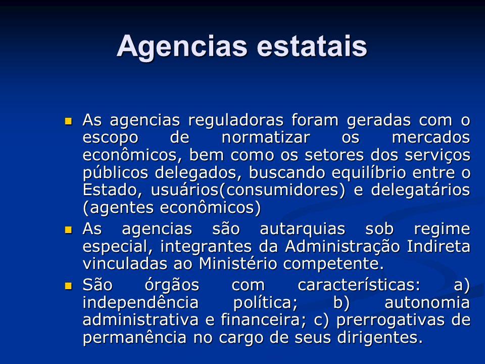 Agencias estatais