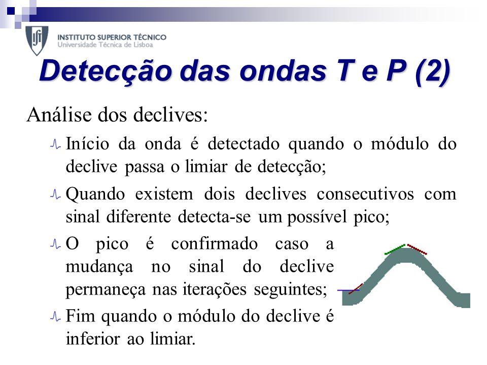 Detecção das ondas T e P (2)