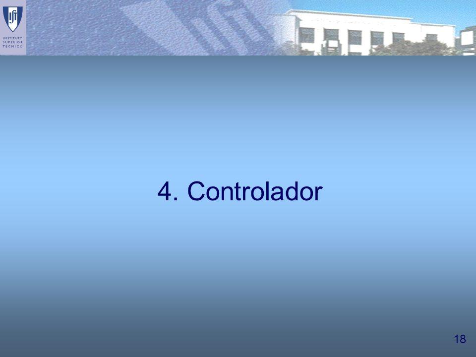 4. Controlador