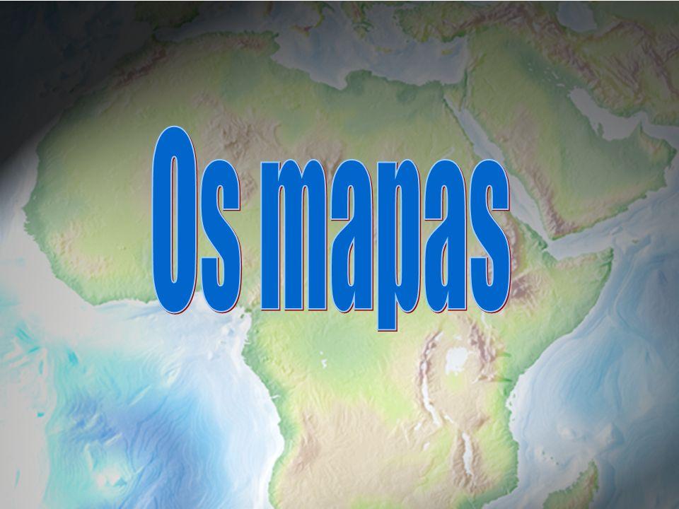Os mapas
