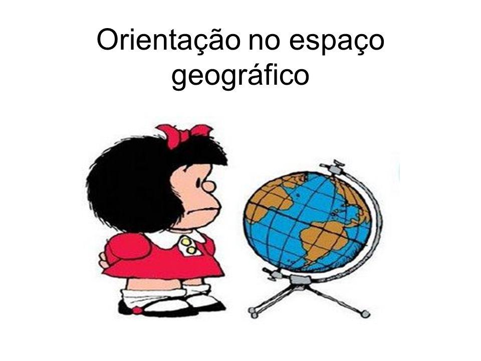 Orientação no espaço geográfico