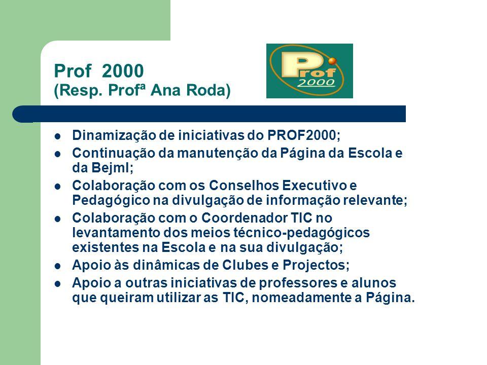 Prof 2000 (Resp. Profª Ana Roda)