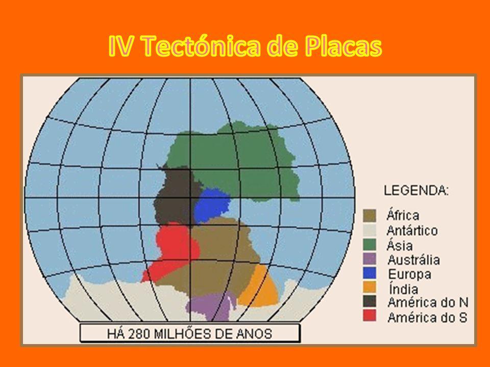 IV Tectónica de Placas