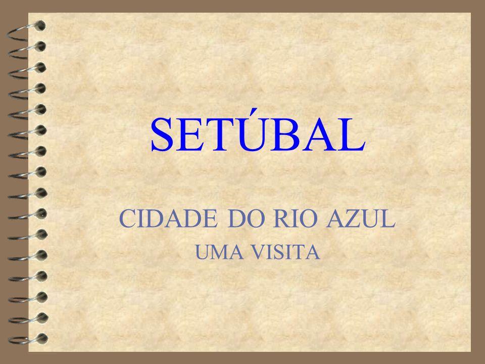 CIDADE DO RIO AZUL UMA VISITA