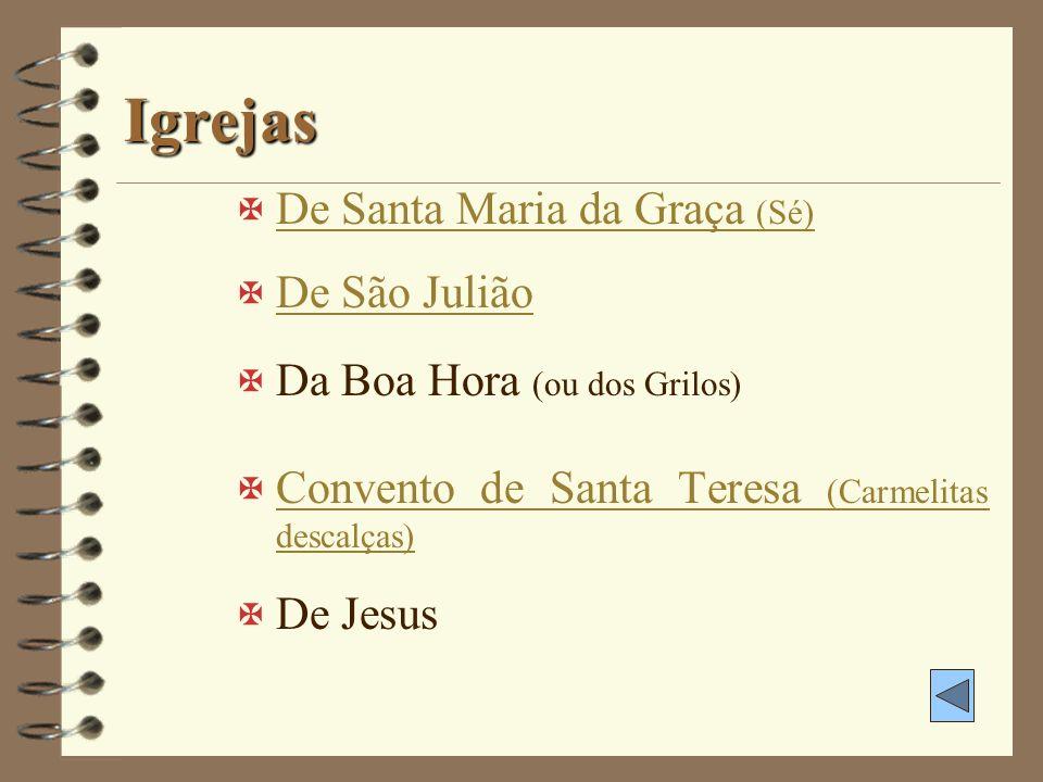 Igrejas De Santa Maria da Graça (Sé) De São Julião