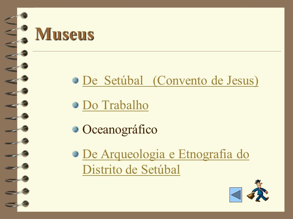 Museus De Setúbal (Convento de Jesus) Do Trabalho Oceanográfico