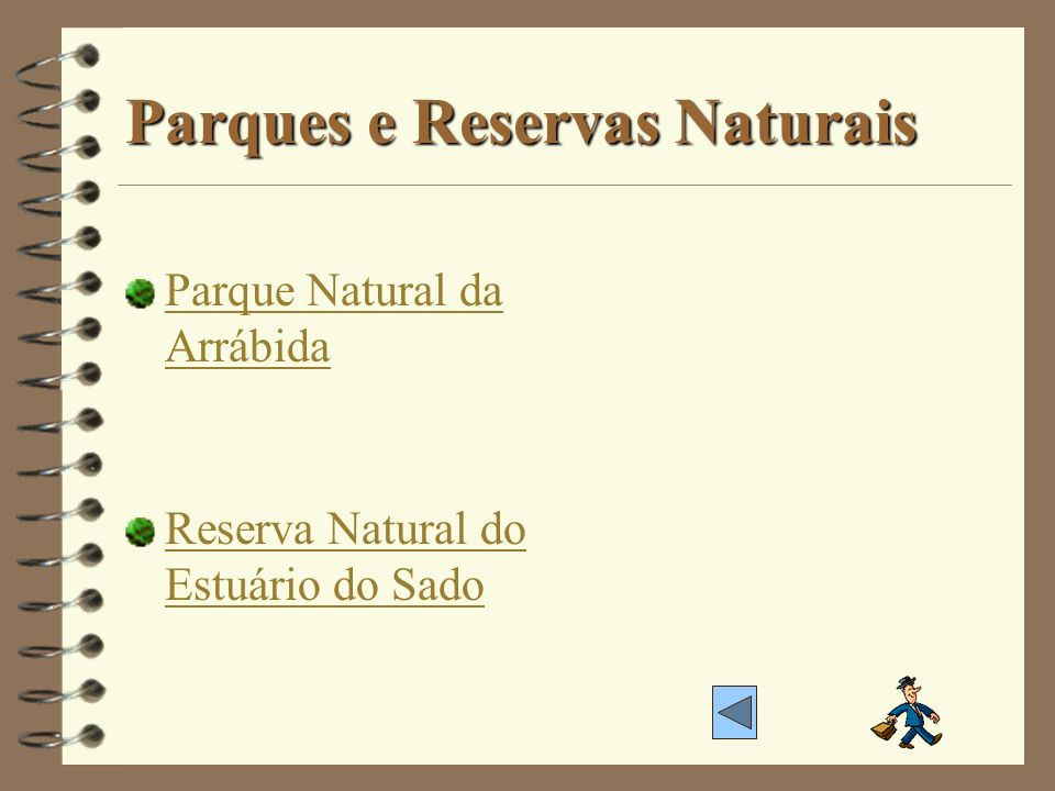 Parques e Reservas Naturais