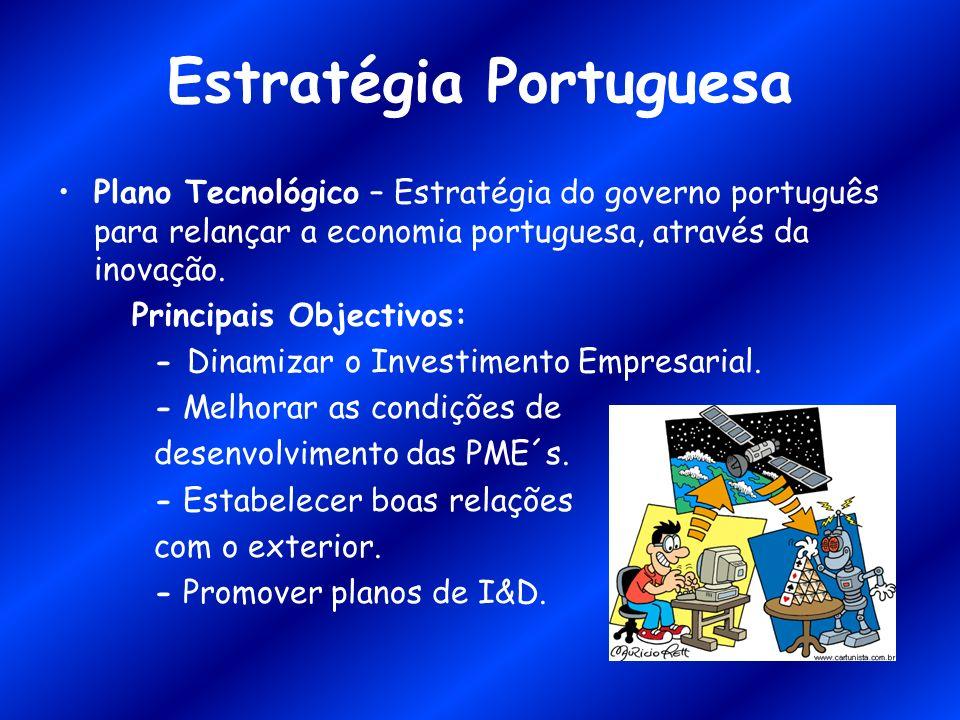 Estratégia Portuguesa
