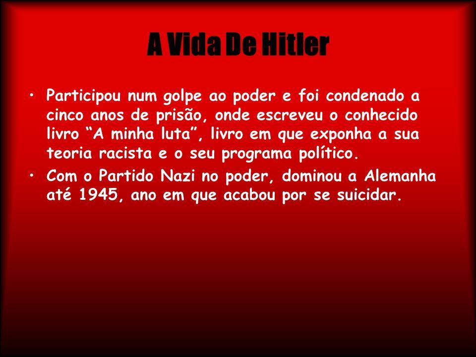 A Vida De Hitler