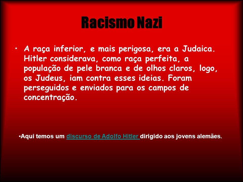 Racismo Nazi