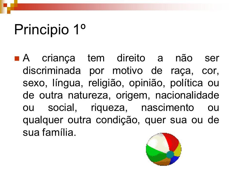 Principio 1º