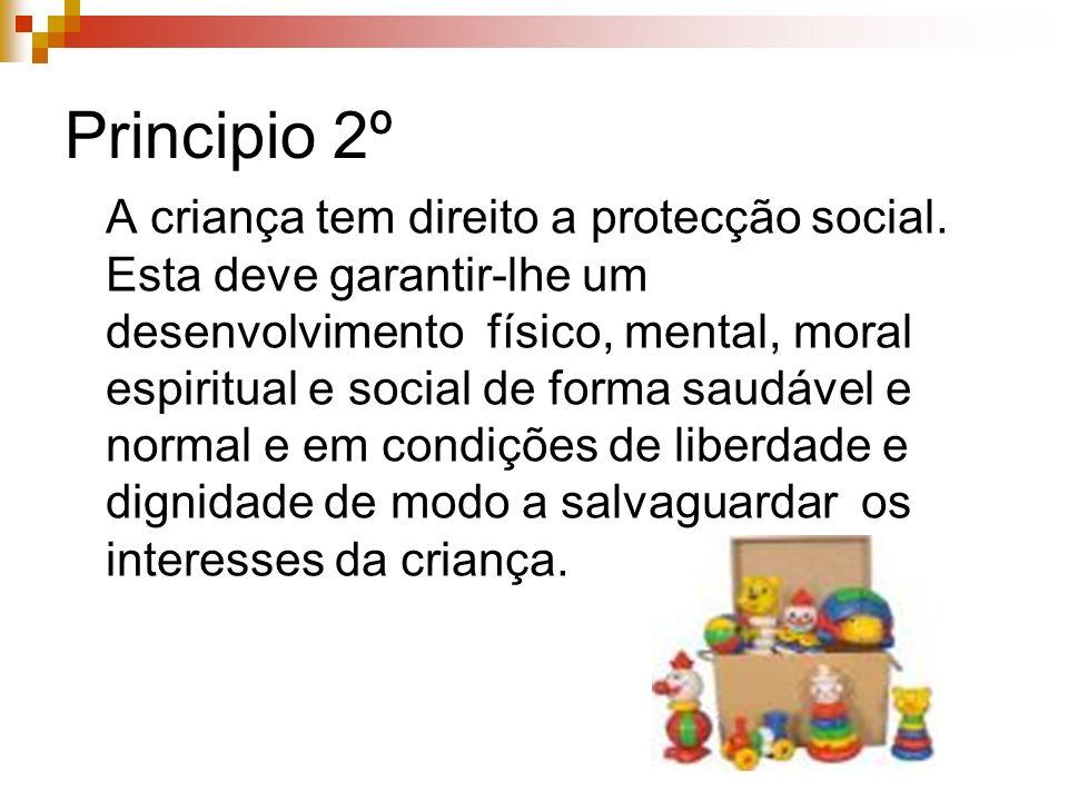 Principio 2º