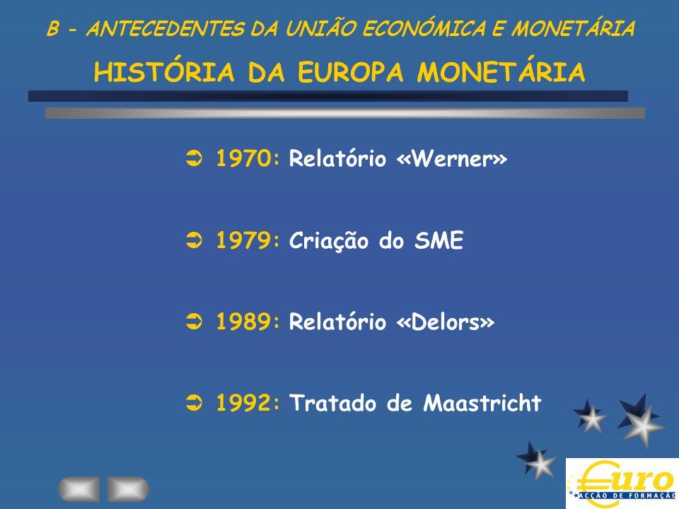 1992: Tratado de Maastricht