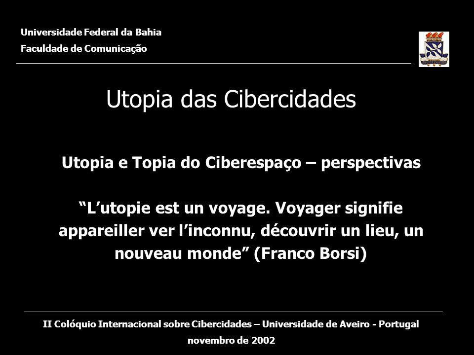 Utopia das Cibercidades