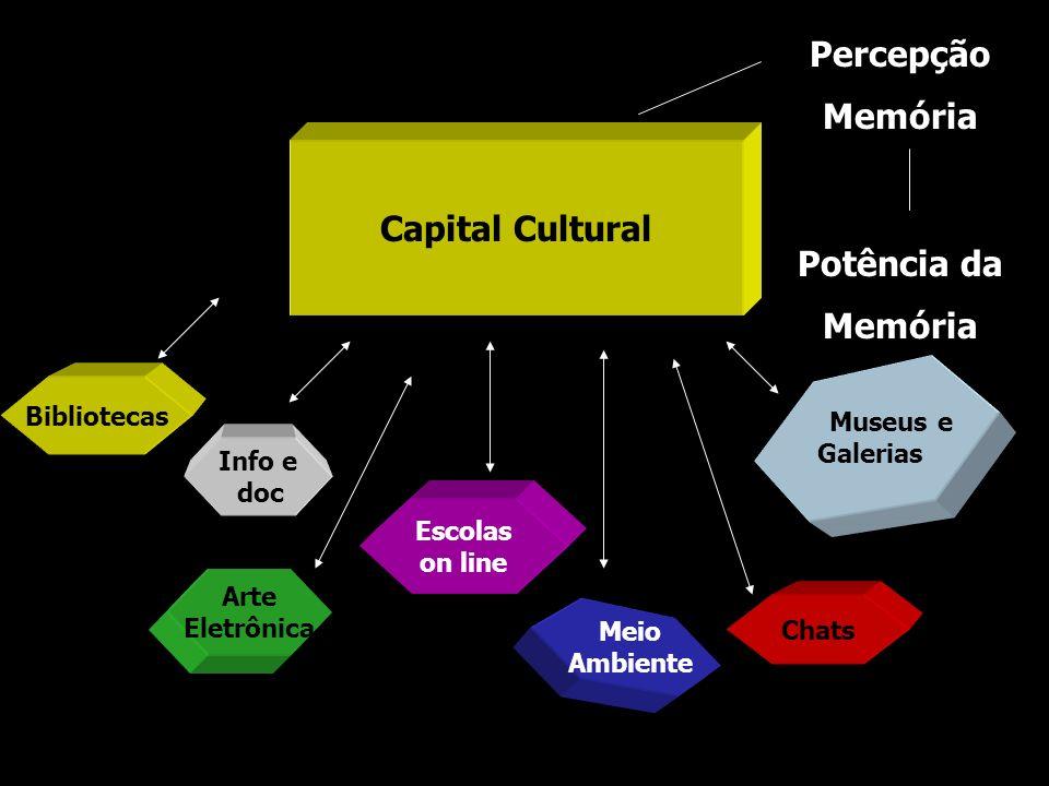 Percepção Memória Capital Cultural Potência da Memória