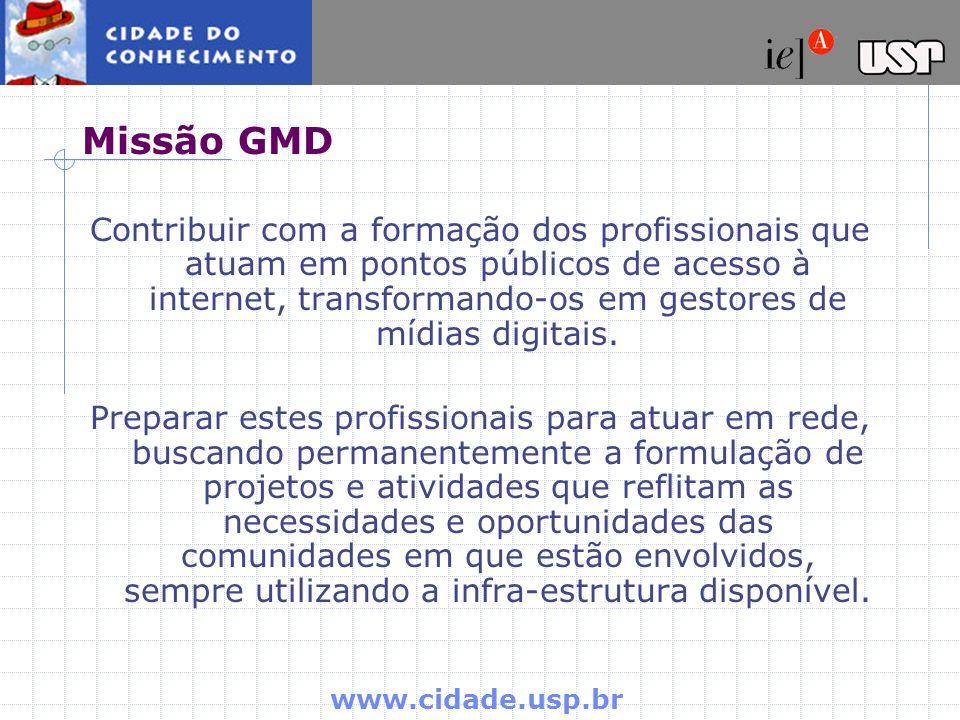 Missão GMD
