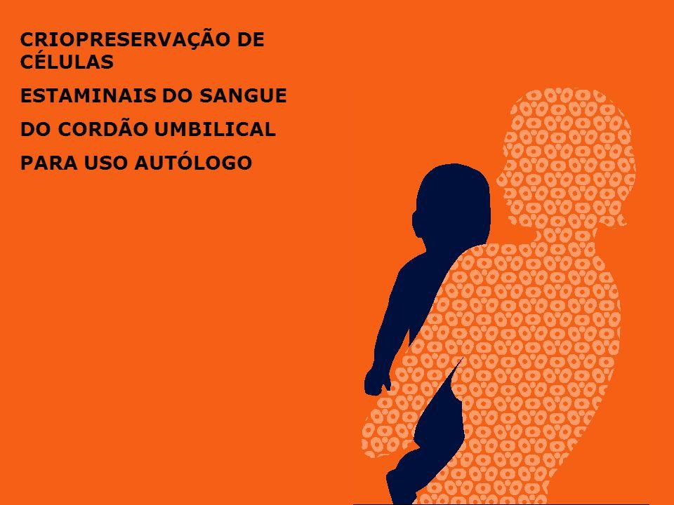 CRIOPRESERVAÇÃO DE CÉLULAS