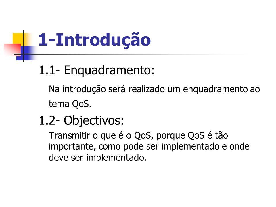 1-Introdução 1.1- Enquadramento: