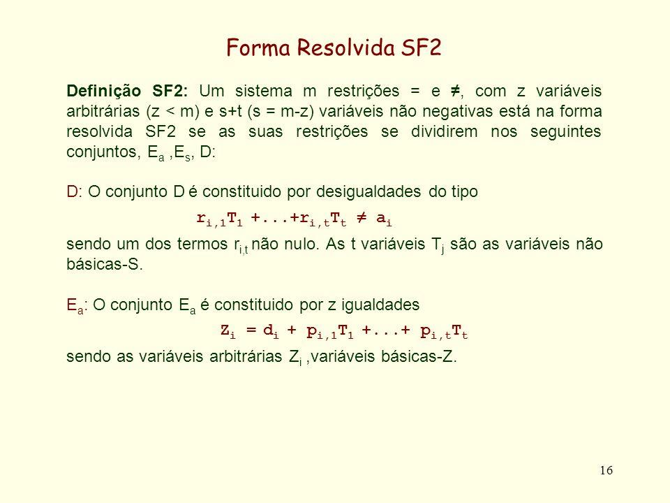 Forma Resolvida SF2