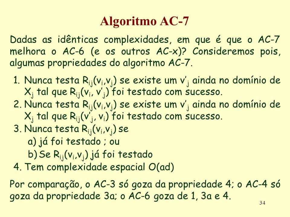 Algoritmo AC-7