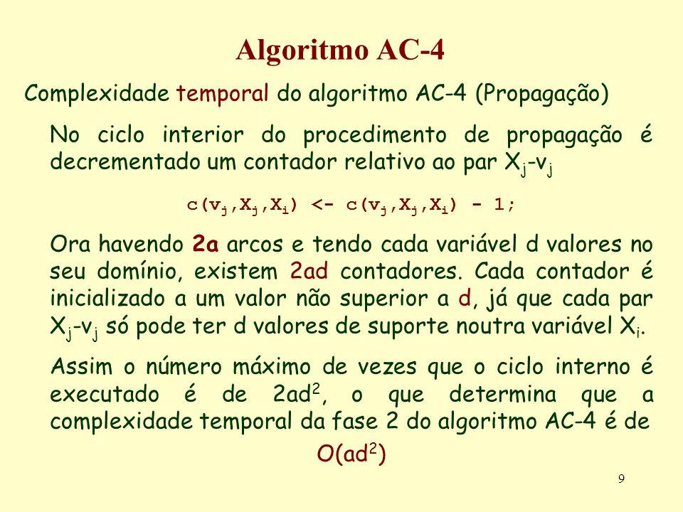 c(vj,Xj,Xi) <- c(vj,Xj,Xi) - 1;